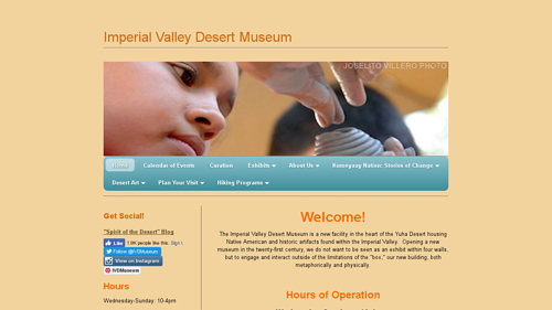 Field trip to Imperial Valley Desert Museum