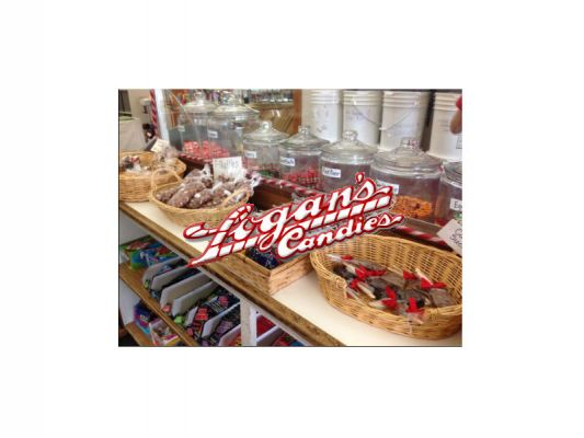 Field trip to Logan's Candies