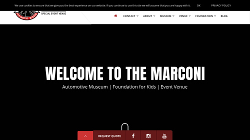Field trip to The Marconi Automotive Museum