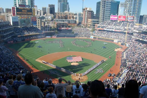 Field trip to Petco Park Tour (Padres)